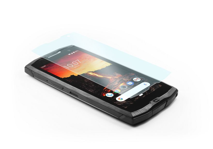 Crosscall Tempered Glass Core M4/M4 Go transparent (Crystal box)