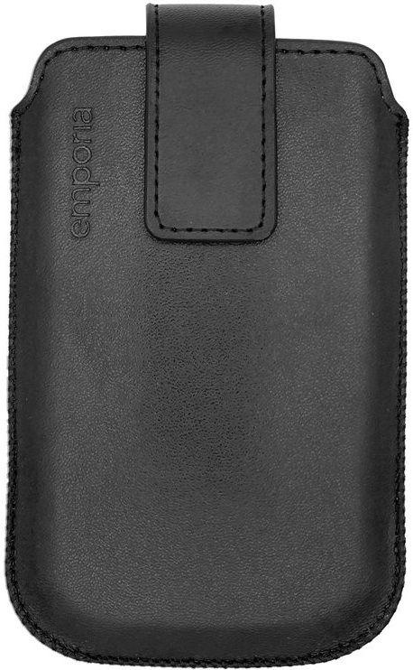 emporia Cover/Case Nappa Slide Pocket V188 emporia TOUCHsmart black