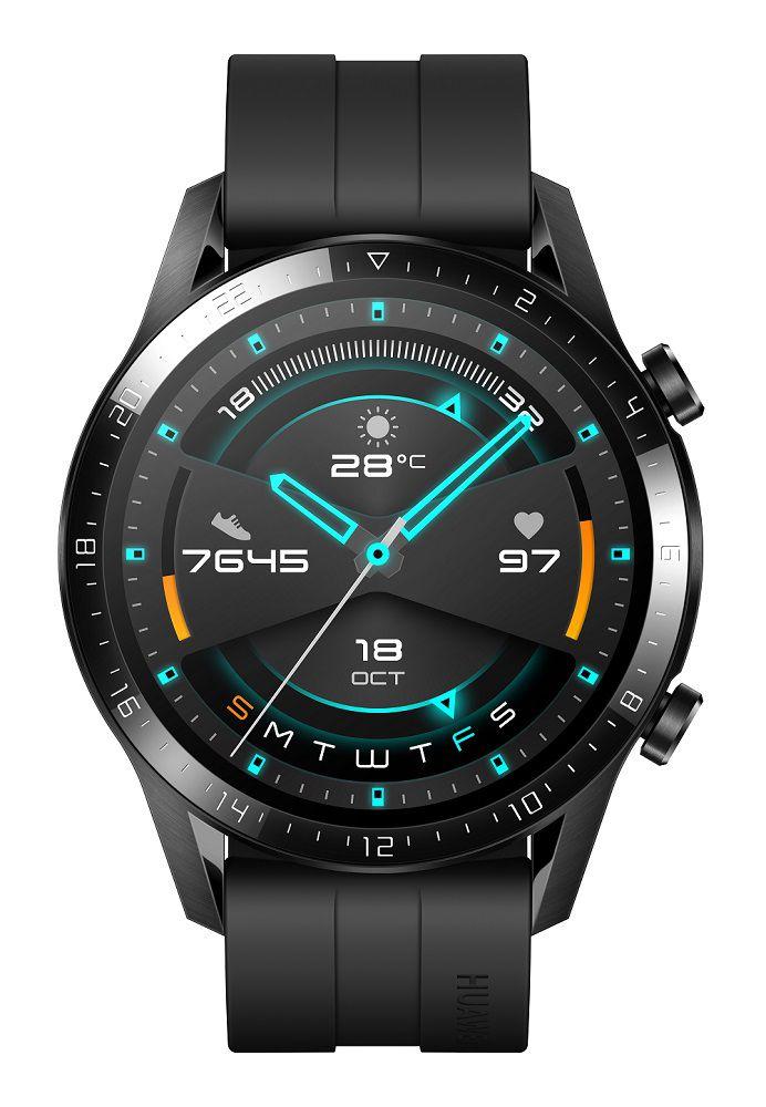 HUAWEI Watch GT 2 Sport 46mm Matte Black
