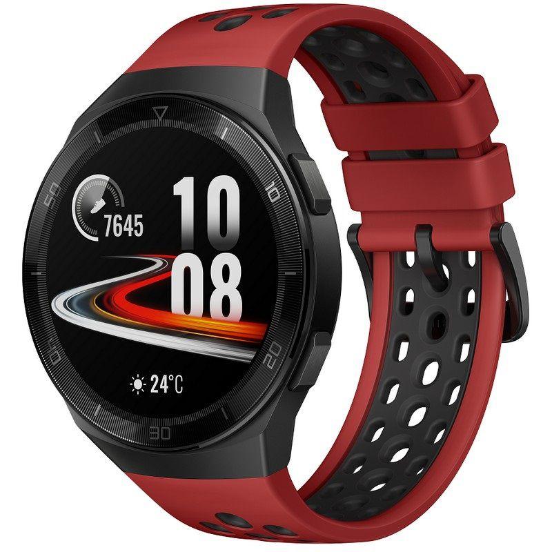 HUAWEI Watch GT2e Fitness Watch Lava Red
