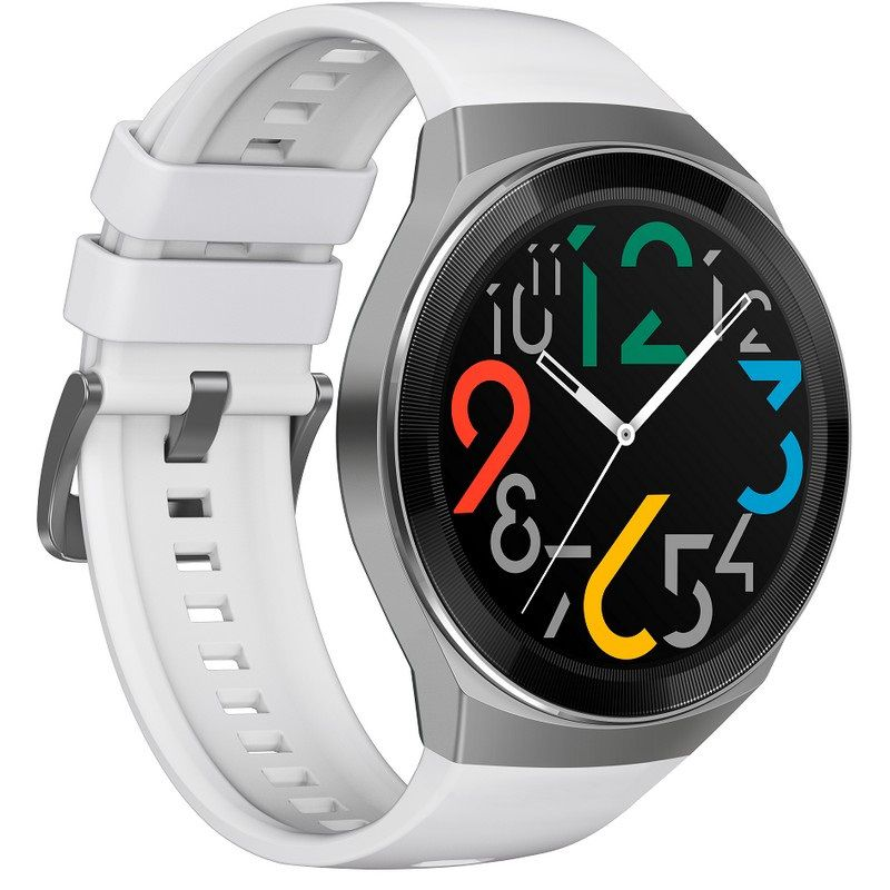 HUAWEI Watch GT2e Fitness Watch Icy White