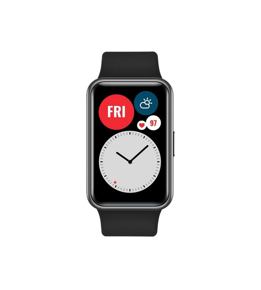 HUAWEI Watch Fit Fitness Tracker Graphite Black