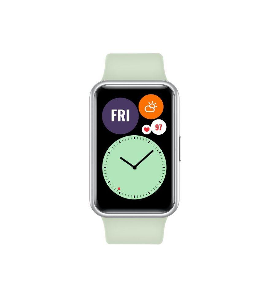 HUAWEI Watch Fit Fitness Tracker Mint Green