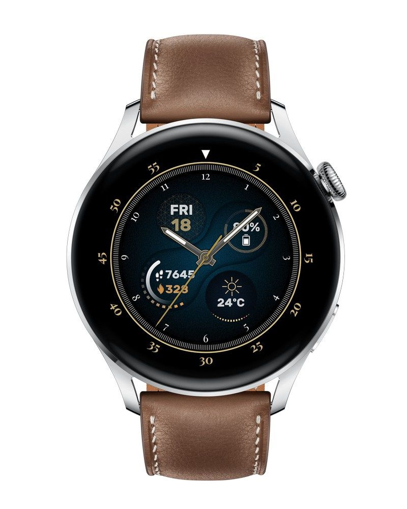 HUAWEI Watch 3 Classic 46mm Stainless Steel