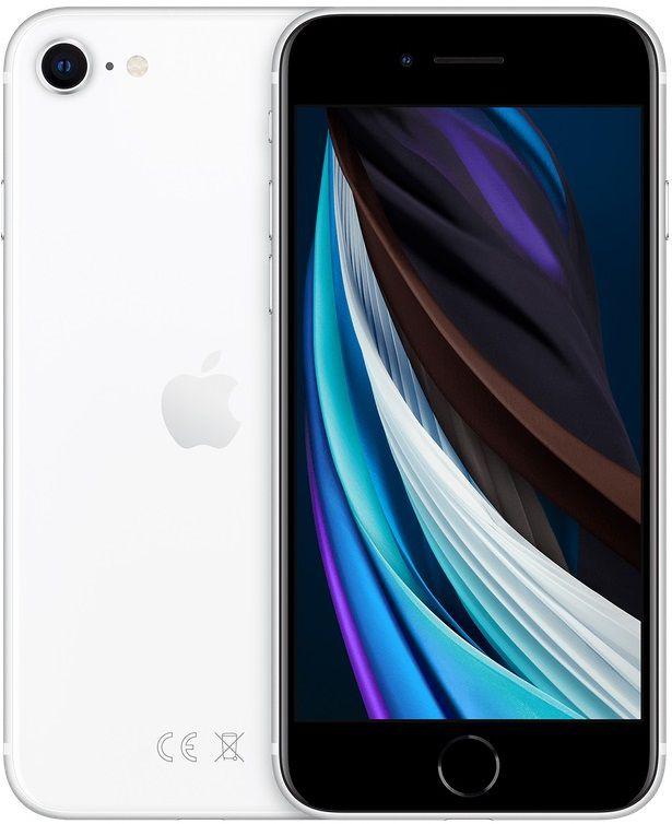 APPLE IPhone SE 256GB white