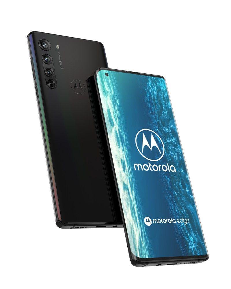 Motorola Edge 5G 128GB Solar Black