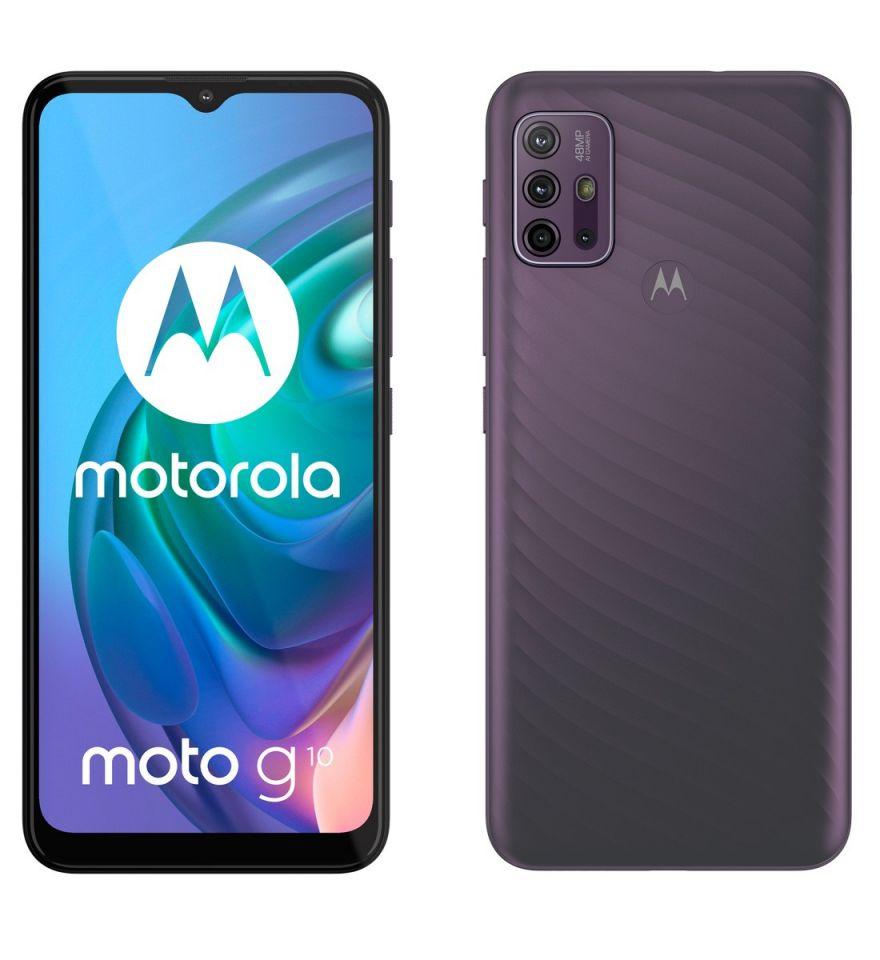 Motorola Moto G10 128GB Aurora Grey