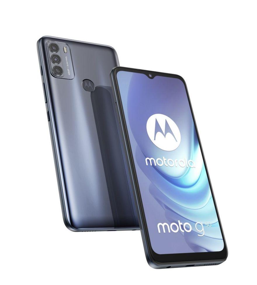 Motorola Moto G50 5G 128GB Super Grey