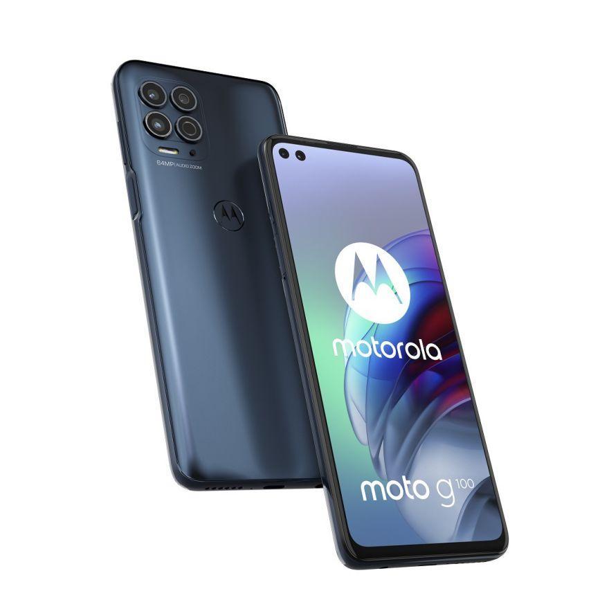 Motorola Moto G100 5G 128GB Slate Grey