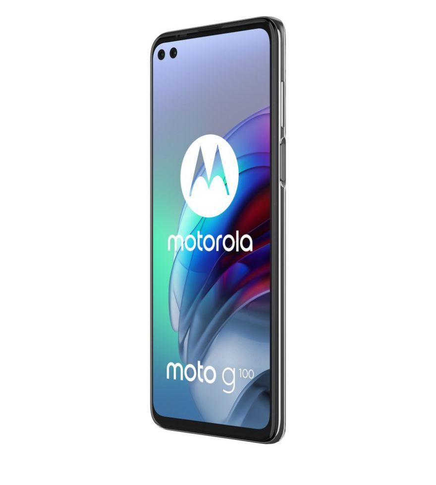 Motorola Moto G100 5G 128GB Iridescent Baryl