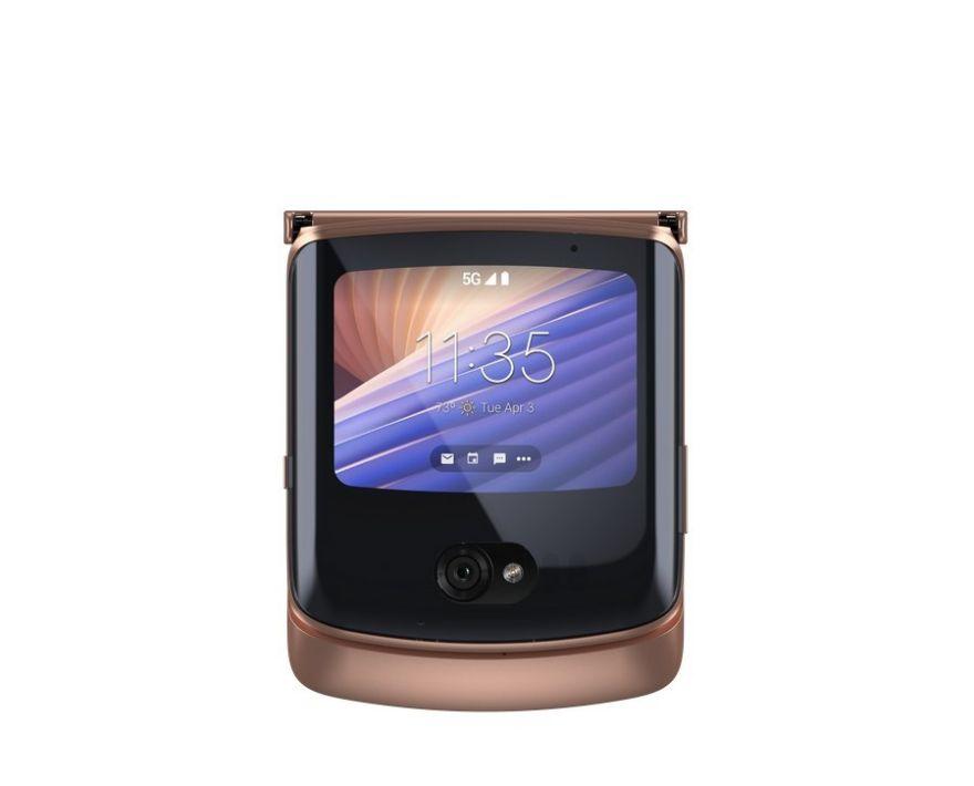 Motorola RAZR 5G 256GB Blush Gold