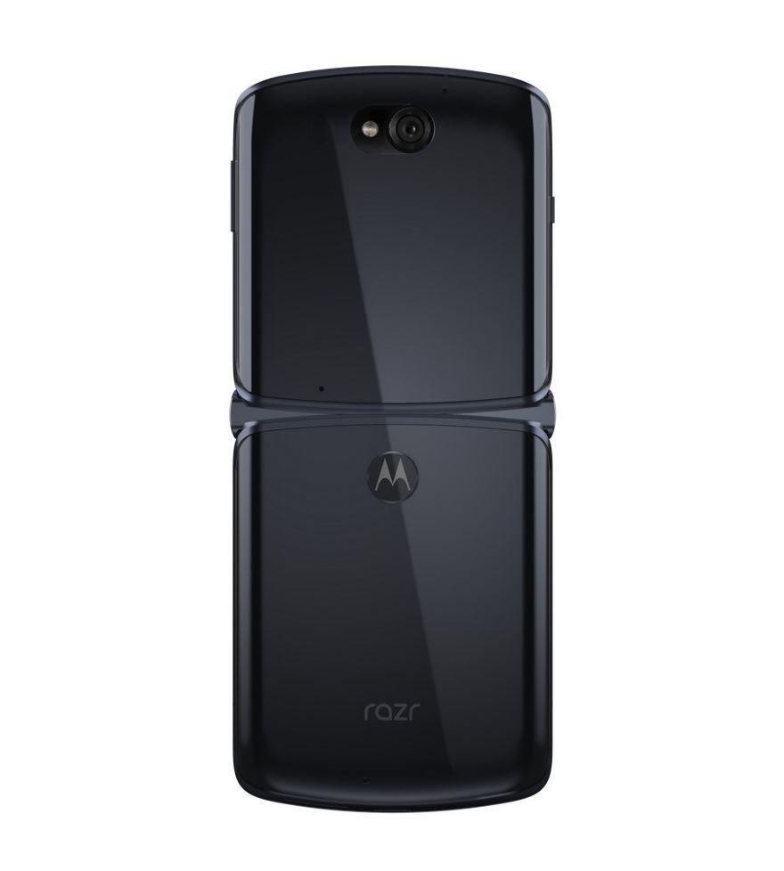 Motorola RAZR 5G 256GB Polished Graphite