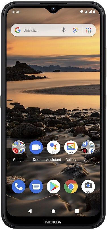 NOKIA 1.4 TA-1322 DS 2/32 CH charcoal