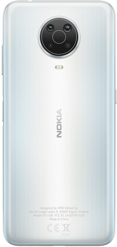 NOKIA G20 DS 4/128GB CH silver