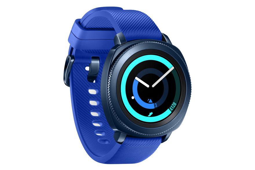 SAMSUNG SM-R600 Gear Sport blue Smartwatch