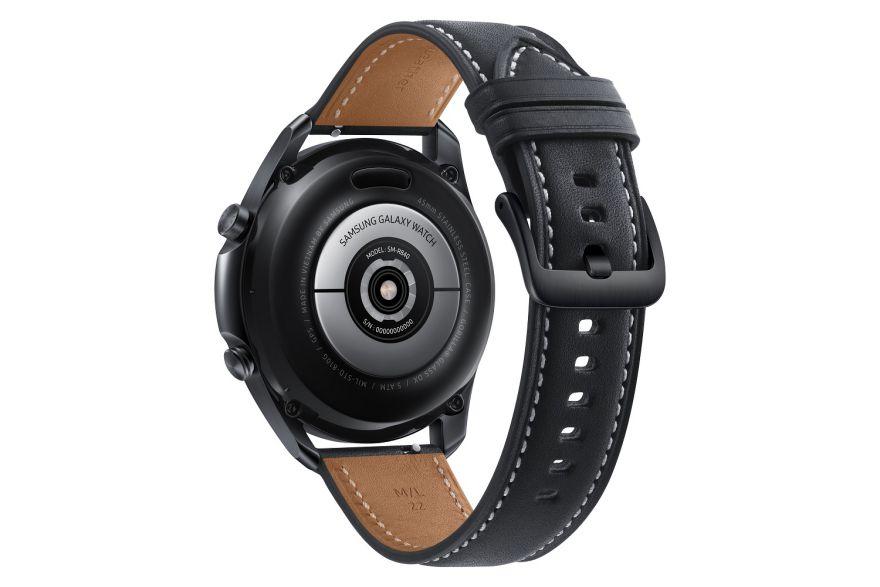 SAMSUNG Galaxy Watch 3 45mm BT Mystic Black