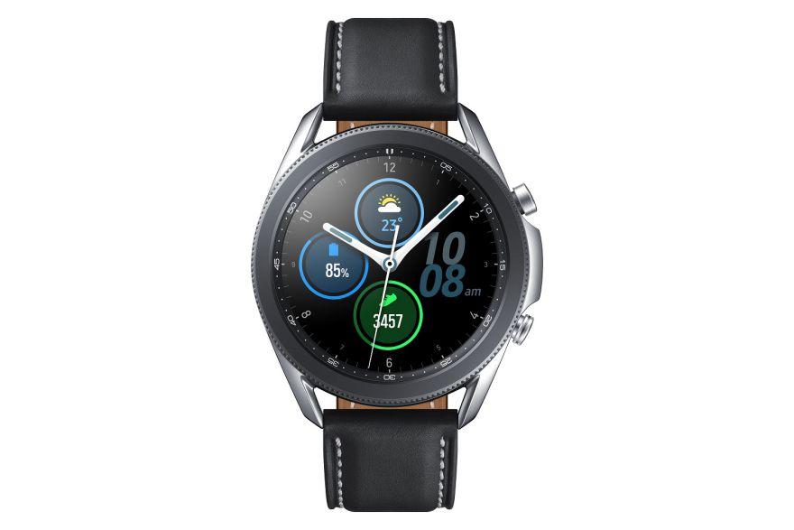 SAMSUNG Galaxy Watch 3 45mm BT Mystic Silver