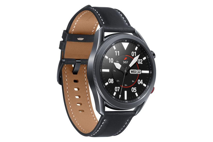 SAMSUNG Galaxy Watch 3 45mm LTE Mystic Black