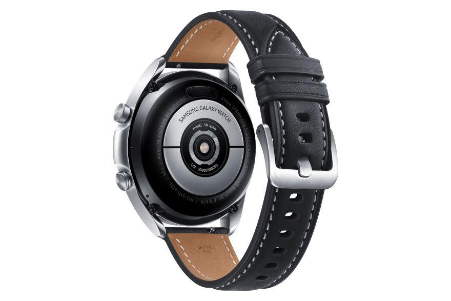 SAMSUNG Galaxy Watch 3 41mm BT Mystic Silver