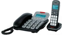 emporiaGD61 ABB Grosstasten Komfort/DECTSchnurlos mit Anrufbeantworter