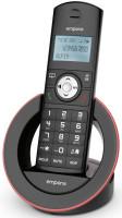 emporia SLF19 DECT Schnurlostelefon black/red