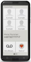 "emporiaSMART.3 (4G) 5.5"" black/silver"