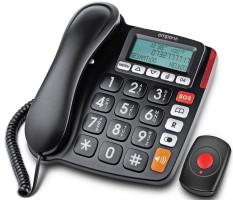 emporia KFT19-SOS Grosstasten Telefon black