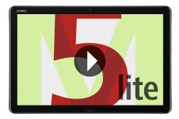 "HUAWEI MediaPad M5 Lite 10"" WiFi Space Gray"